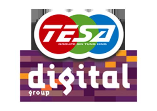 Logo de notre partenaire TESA DIGITAL